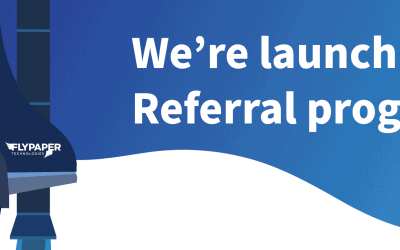 We are launching a referral program!