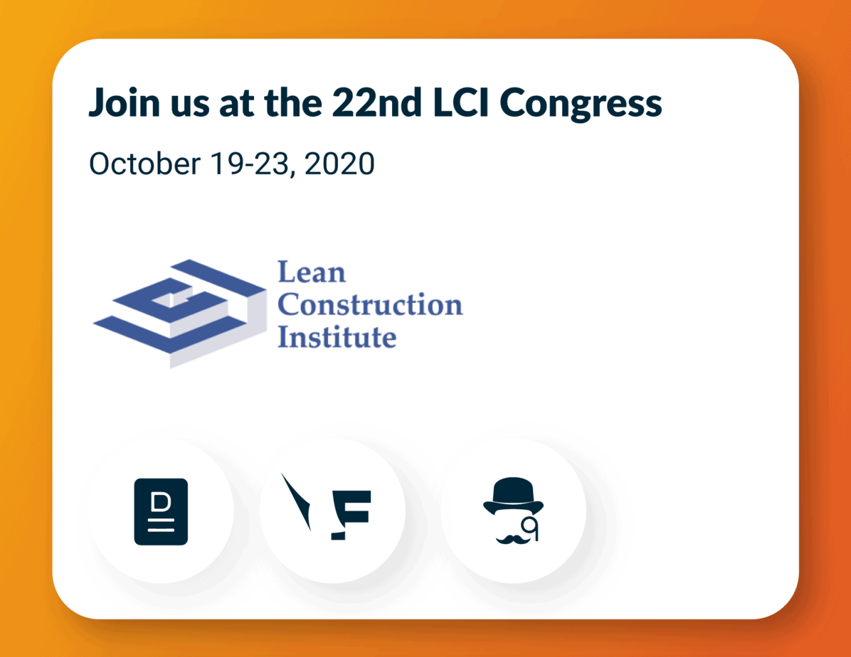 We hope to see you at the 2020 LCI Congress