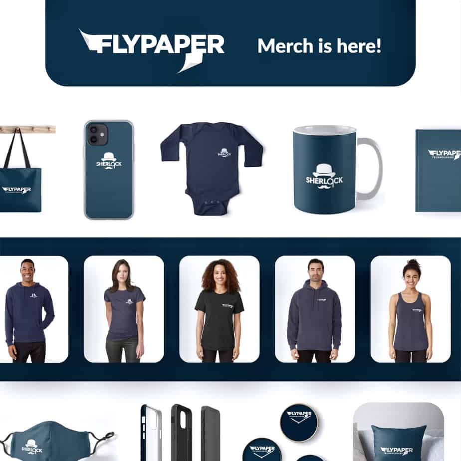 FlyPaper Merch
