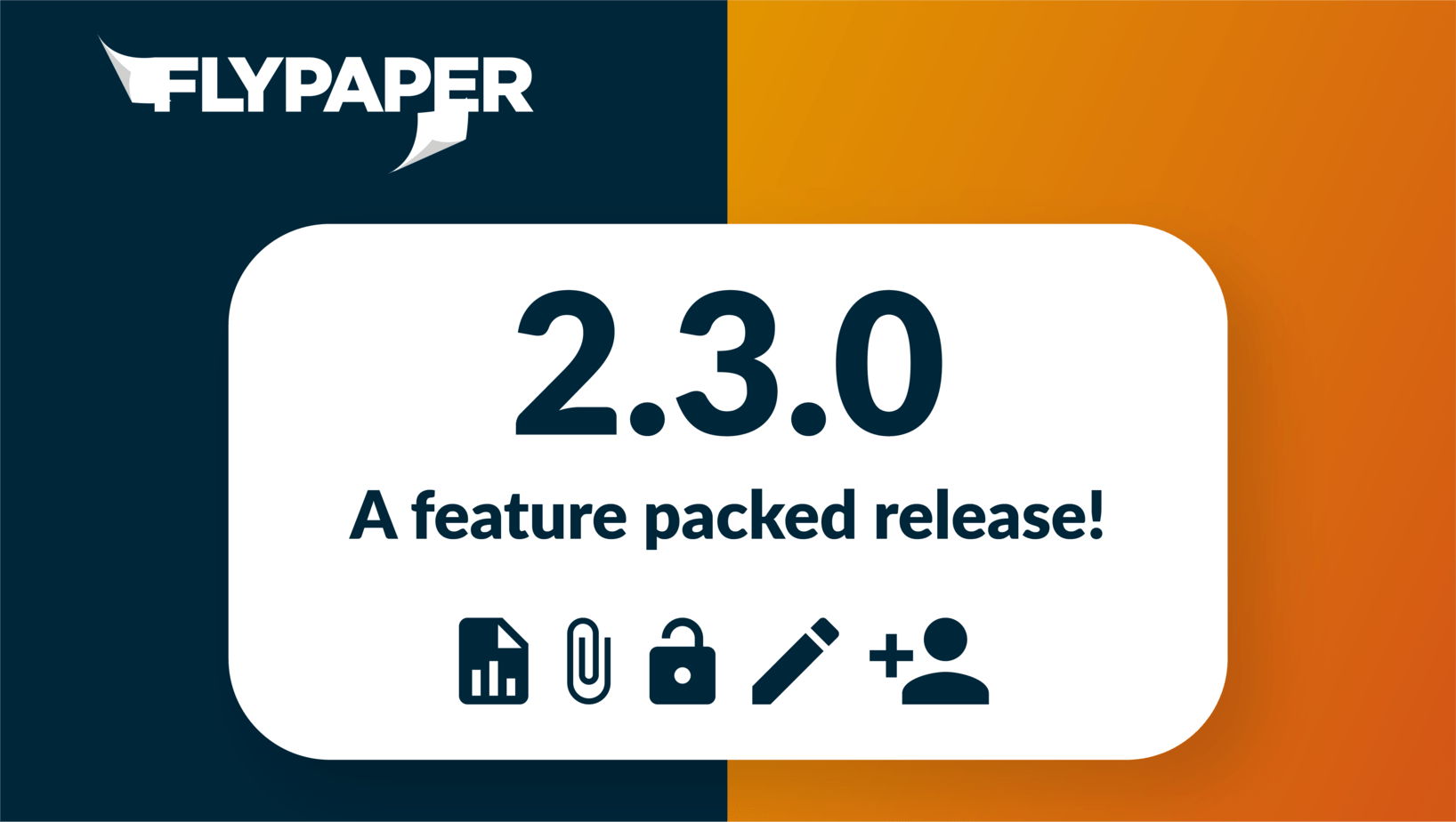 What's new in 2.3.0 🚀